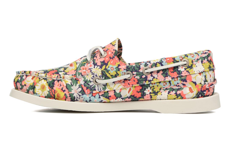 Chaussures à lacets Sebago Docksides Liberty Multicolore vue face