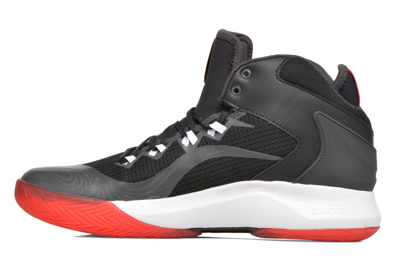 Chaussures de sport Adidas Performance D ROSE DOMINATE IV Noir vue face