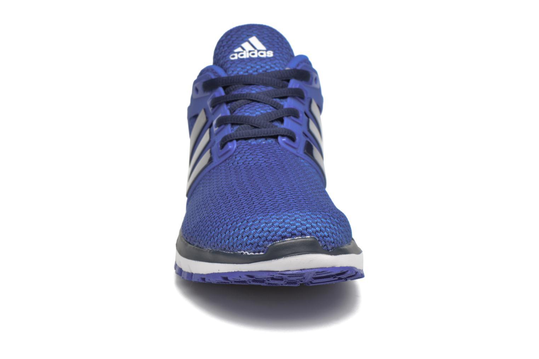 Chaussures de sport Adidas Performance energy cloud wtc m Bleu vue portées chaussures
