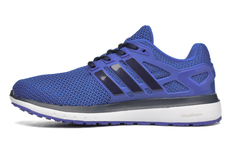 Chaussures de sport Adidas Performance energy cloud wtc m Bleu vue face