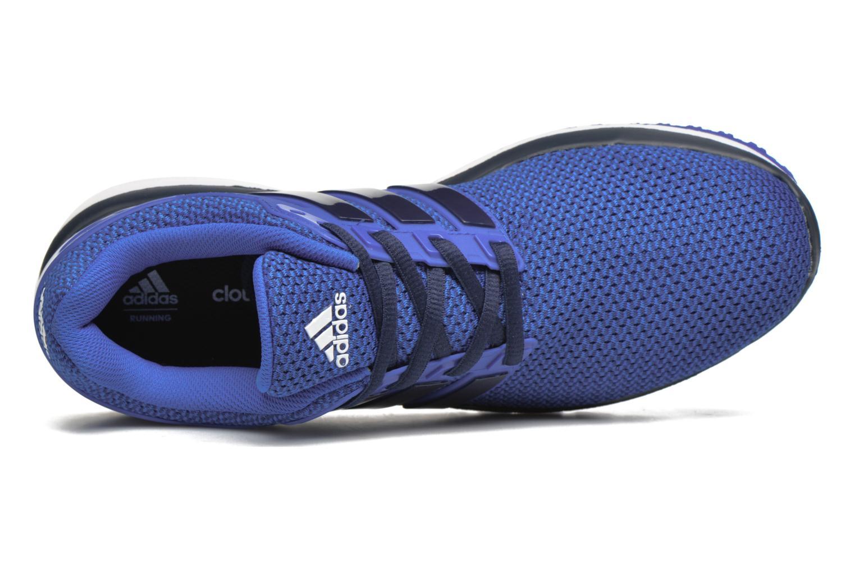 Chaussures de sport Adidas Performance energy cloud wtc m Bleu vue derrière