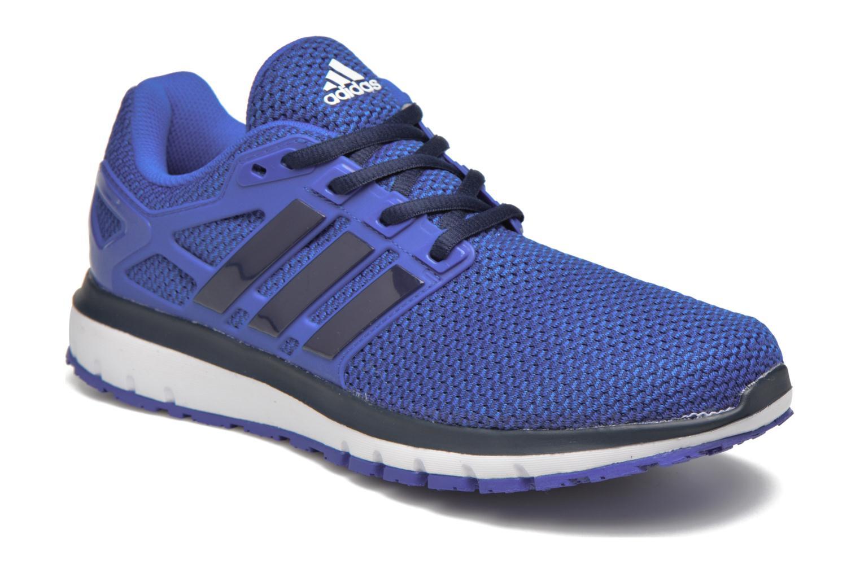 Chaussures de sport Adidas Performance energy cloud wtc m Bleu vue détail/paire
