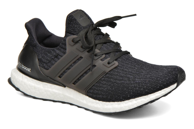 Chaussures de sport Adidas Performance UltraBOOST Noir vue détail/paire