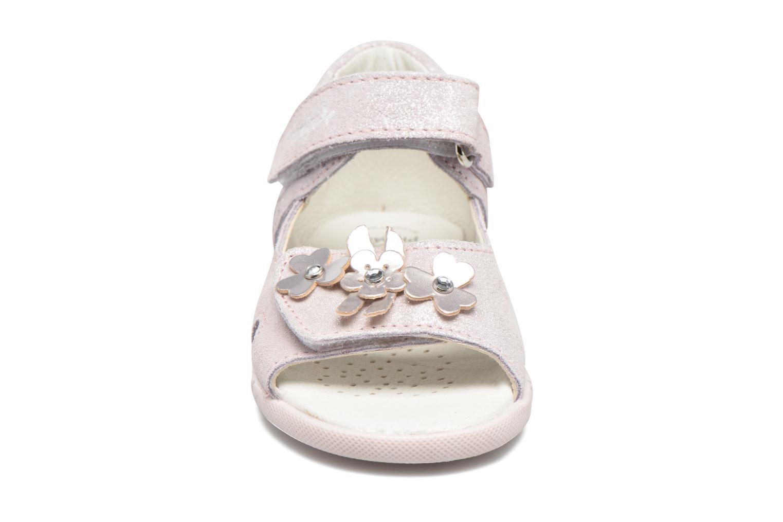 Sandales et nu-pieds Primigi Clarita Rose vue portées chaussures