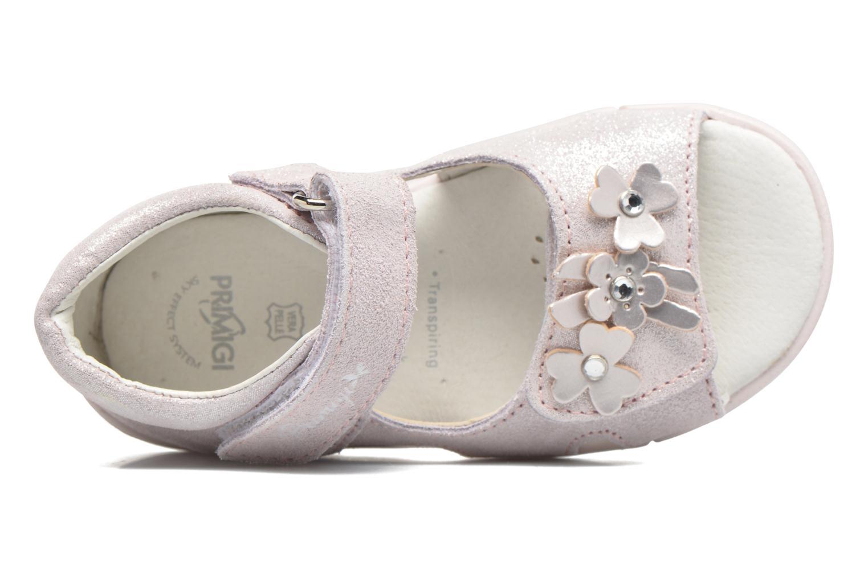 Sandales et nu-pieds Primigi Clarita Rose vue gauche