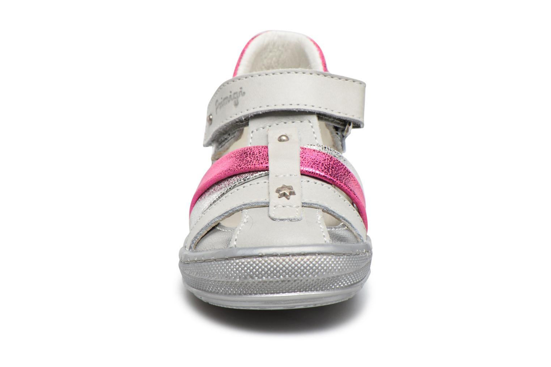 Bottines d'été Primigi Artemisia Argent vue portées chaussures