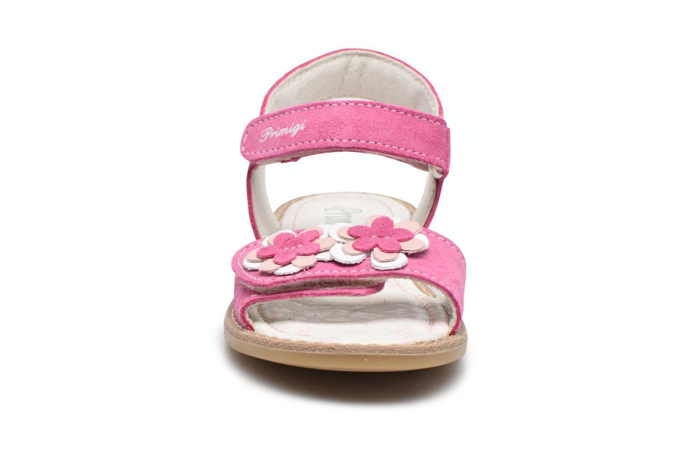 Sandales et nu-pieds Primigi Fiorela Rose vue portées chaussures