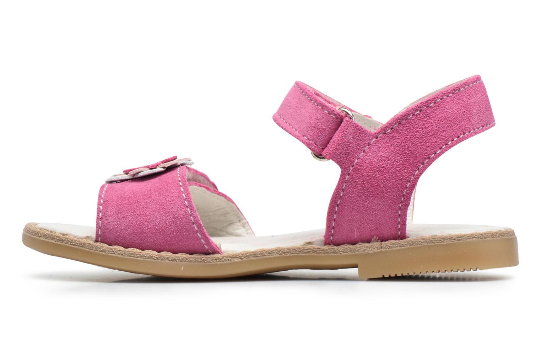 Sandales et nu-pieds Primigi Fiorela Rose vue face