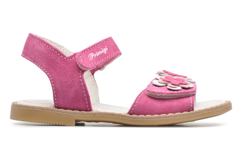 Sandales et nu-pieds Primigi Fiorela Rose vue derrière