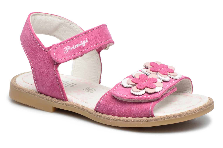 Sandales et nu-pieds Primigi Fiorela Rose vue détail/paire