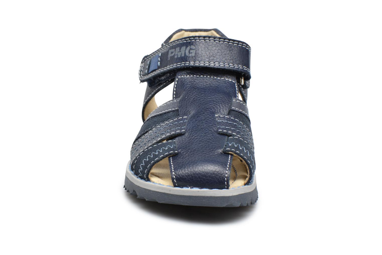 Sandales et nu-pieds Primigi Vasco Bleu vue portées chaussures