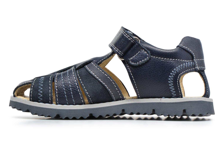 Sandales et nu-pieds Primigi Vasco Bleu vue face