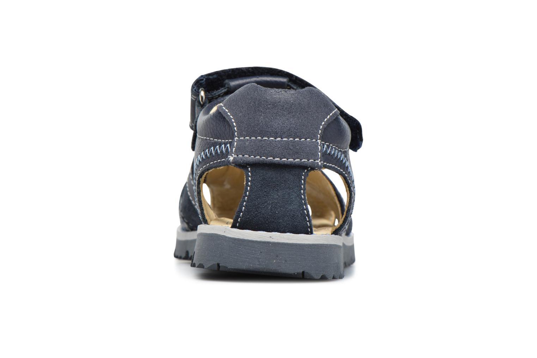 Sandales et nu-pieds Primigi Vasco Bleu vue droite