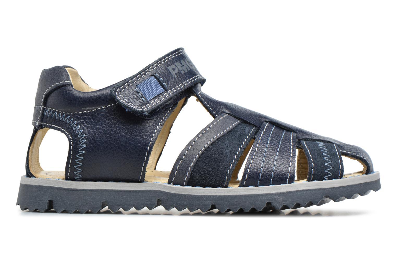 Sandales et nu-pieds Primigi Vasco Bleu vue derrière
