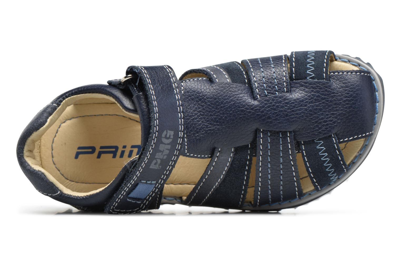 Sandales et nu-pieds Primigi Vasco Bleu vue gauche
