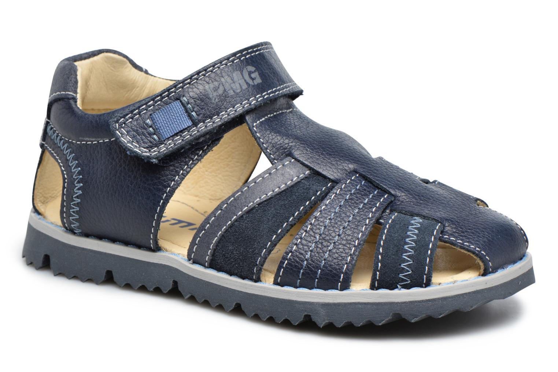 Sandales et nu-pieds Primigi Vasco Bleu vue détail/paire