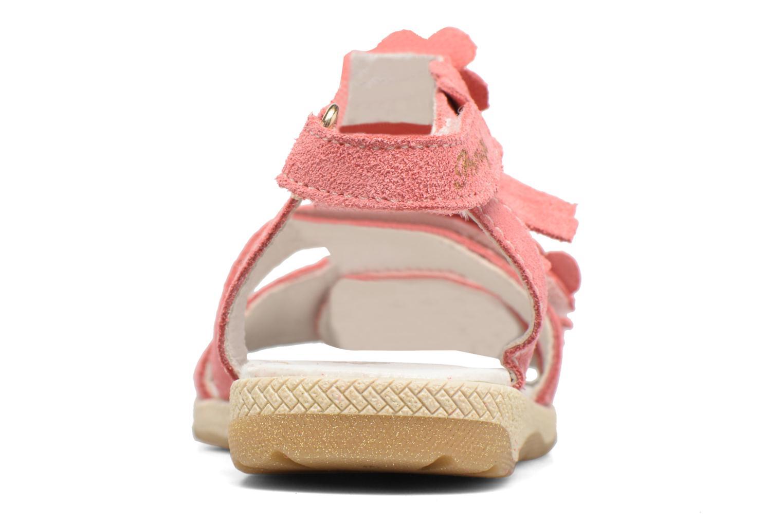 Sandales et nu-pieds Primigi Olivia Rose vue droite