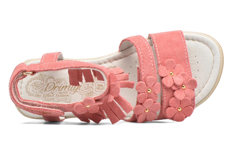 Sandales et nu-pieds Primigi Olivia Rose vue gauche
