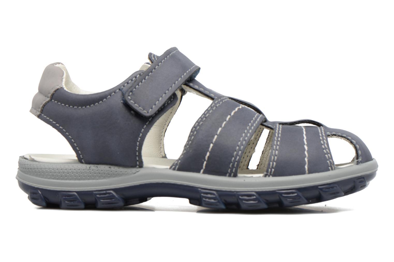Sandales et nu-pieds Primigi Valerio Bleu vue derrière