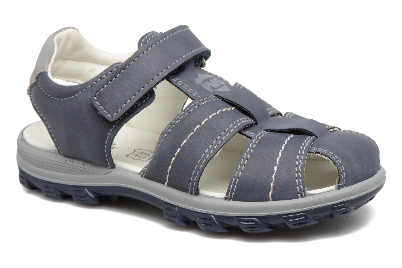 Sandales et nu-pieds Primigi Valerio Bleu vue détail/paire