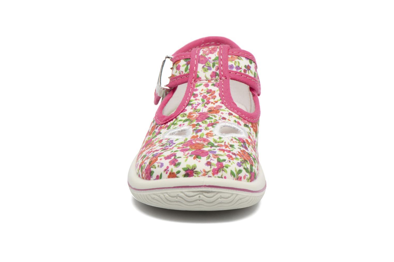 Ballerines Primigi Flora Multicolore vue portées chaussures