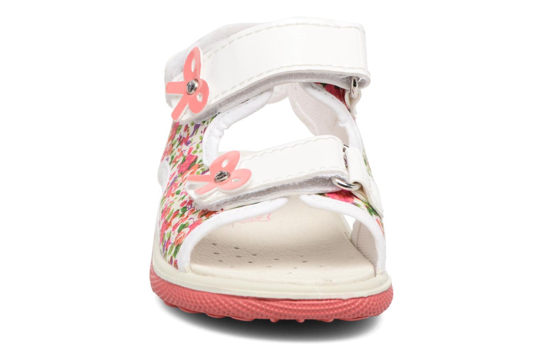 Sandales et nu-pieds Primigi Francesca Multicolore vue portées chaussures