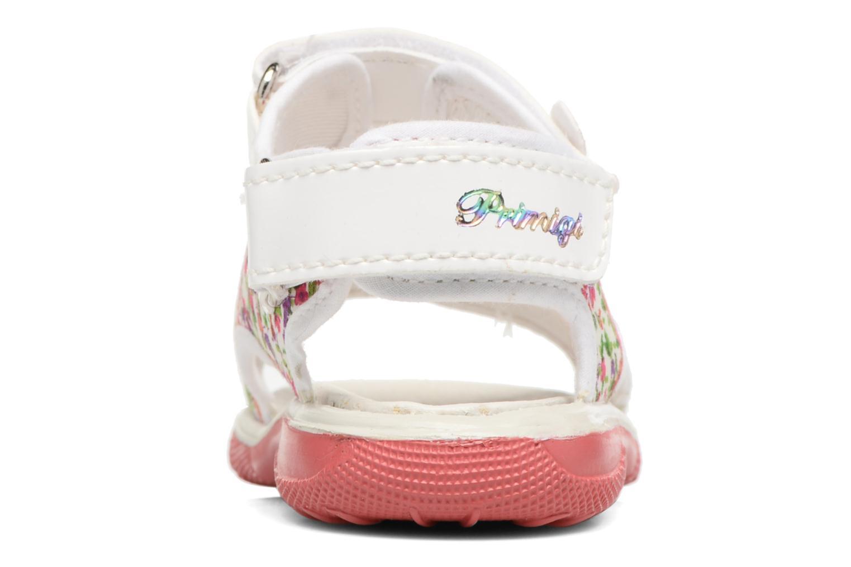 Sandales et nu-pieds Primigi Francesca Multicolore vue droite