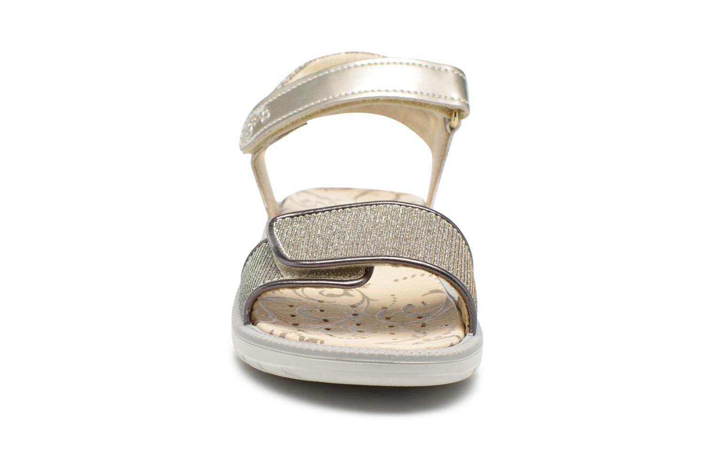 Sandals Primigi Diana Bronze and Gold model view