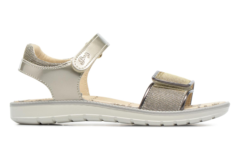 Sandales et nu-pieds Primigi Diana Or et bronze vue derrière