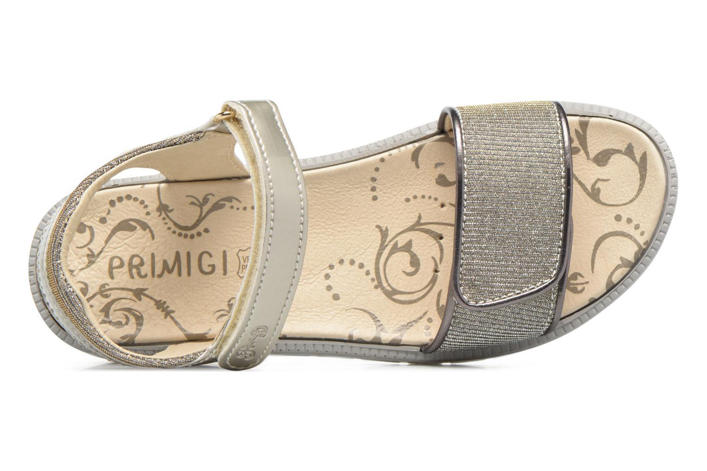 Sandales et nu-pieds Primigi Diana Or et bronze vue gauche