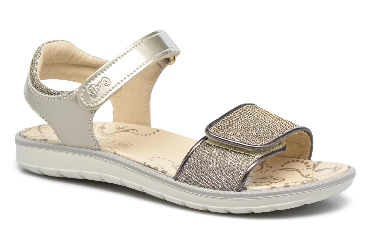 Sandals Primigi Diana Bronze and Gold detailed view/ Pair view