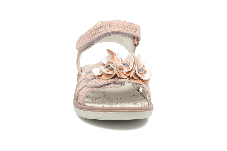 Sandales et nu-pieds Primigi Amina Rose vue portées chaussures
