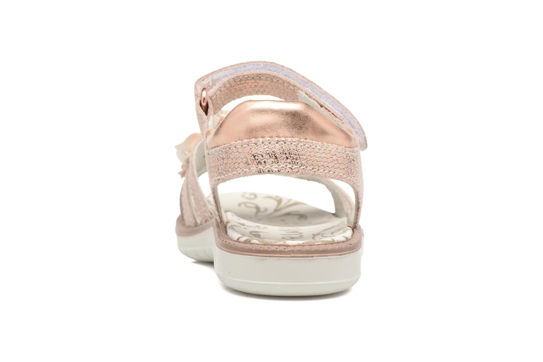 Sandales et nu-pieds Primigi Amina Rose vue droite