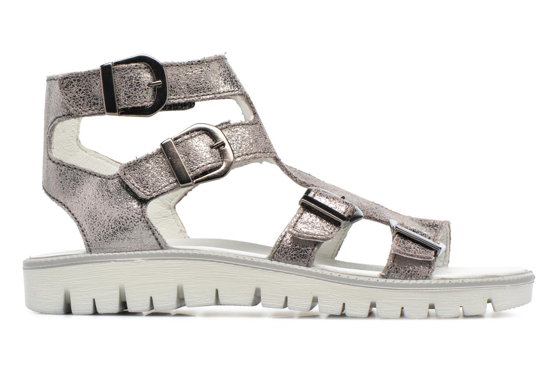 Sandales et nu-pieds Primigi Violeta Argent vue derrière