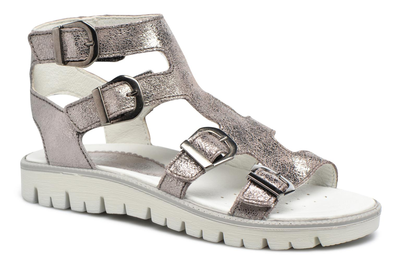 Sandales et nu-pieds Primigi Violeta Argent vue détail/paire