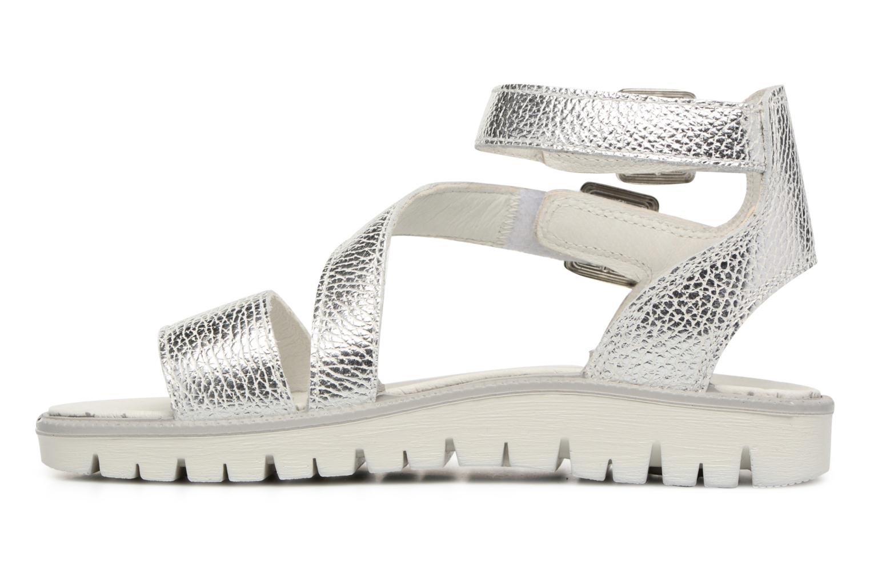 Sandals Primigi Alena Silver front view