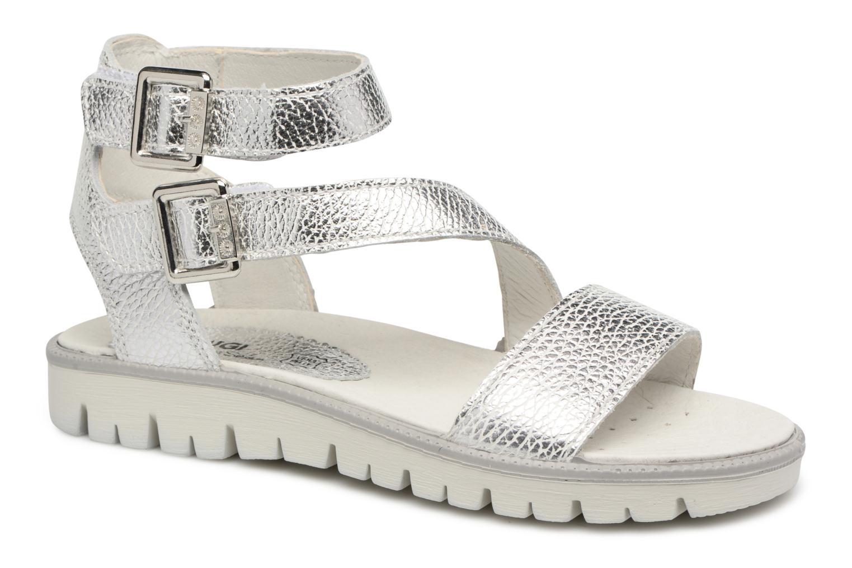 Sandals Primigi Alena Silver detailed view/ Pair view