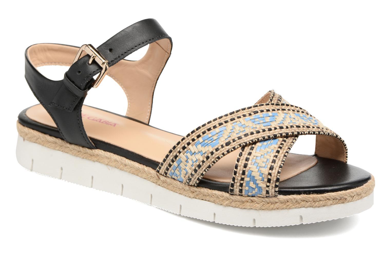 Sandales et nu-pieds Pare Gabia Paulti Multicolore vue détail/paire
