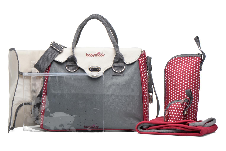Handtaschen Babymoov Sac à Langer Baby mehrfarbig ansicht von links