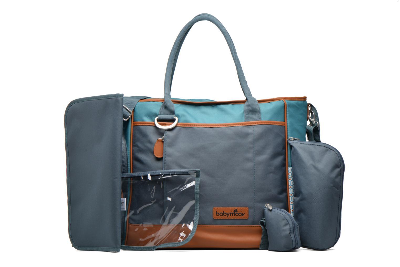 Handtassen Babymoov Sac à Langer Essential Bag Blauw links