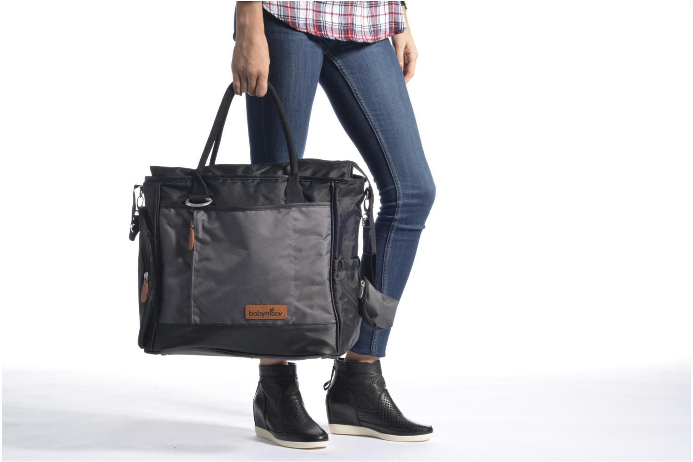 Handtassen Babymoov Sac à Langer Essential Bag Blauw boven