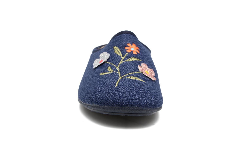 Pantoffels Rondinaud Semoy Blauw model