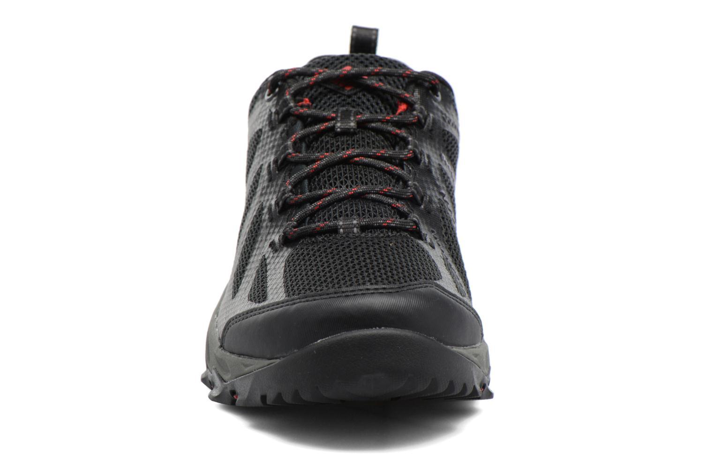 Chaussures de sport Columbia Peakfreak Xcrsn II Xcel Low Noir vue portées chaussures
