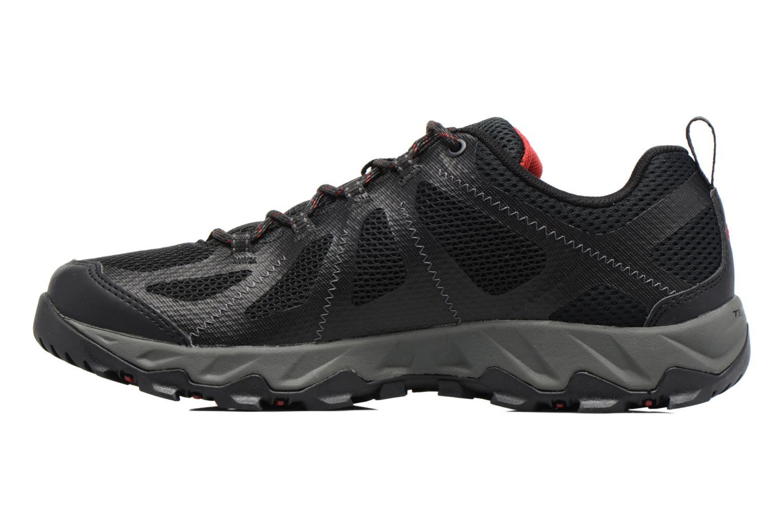 Chaussures de sport Columbia Peakfreak Xcrsn II Xcel Low Noir vue face