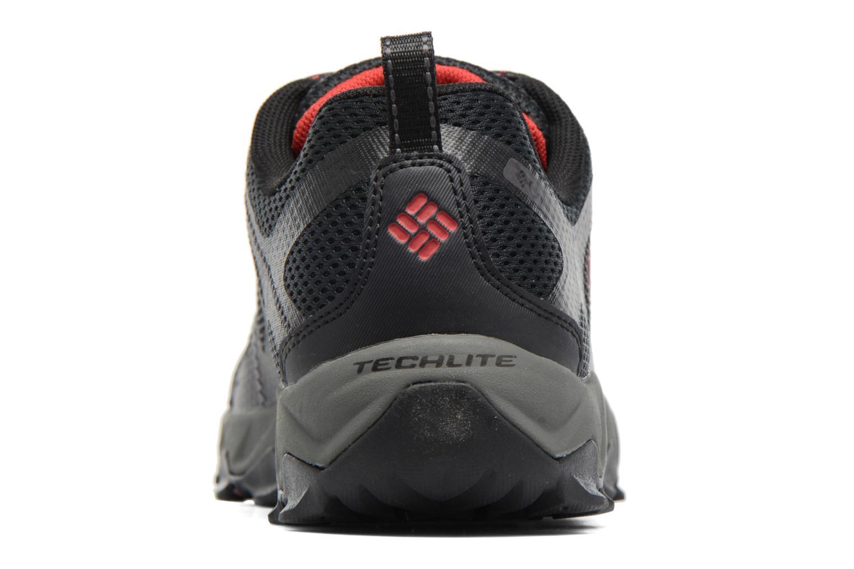 Chaussures de sport Columbia Peakfreak Xcrsn II Xcel Low Noir vue droite