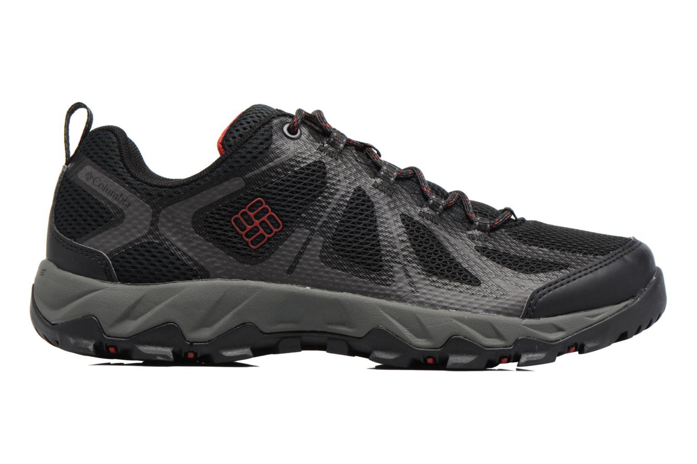 Chaussures de sport Columbia Peakfreak Xcrsn II Xcel Low Noir vue derrière