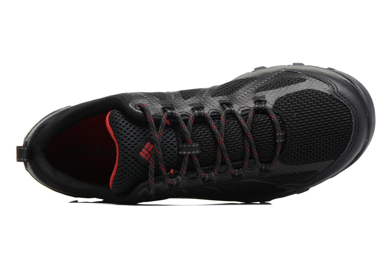Chaussures de sport Columbia Peakfreak Xcrsn II Xcel Low Noir vue gauche