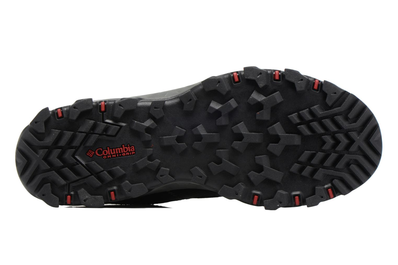 Chaussures de sport Columbia Peakfreak Xcrsn II Xcel Low Noir vue haut