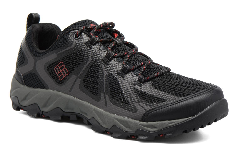 Chaussures de sport Columbia Peakfreak Xcrsn II Xcel Low Noir vue détail/paire