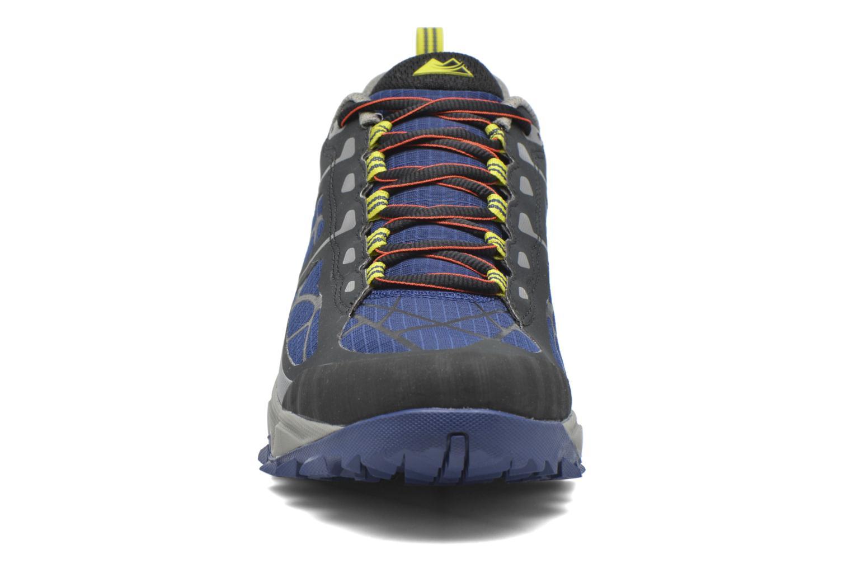 Chaussures de sport Columbia Trans Alps II Bleu vue portées chaussures